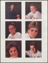 1992 Stillwater High School Yearbook Page 128 & 129