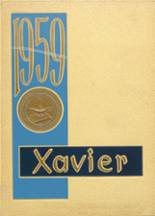 1959 Yearbook St. Xavier High School