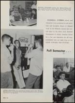 1962 Paris High School Yearbook Page 22 & 23