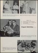 1962 Paris High School Yearbook Page 24 & 25