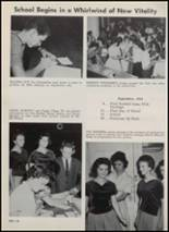 1962 Paris High School Yearbook Page 26 & 27