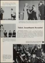 1962 Paris High School Yearbook Page 34 & 35