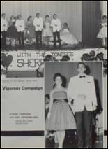 1962 Paris High School Yearbook Page 36 & 37