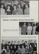 1962 Paris High School Yearbook Page 50 & 51