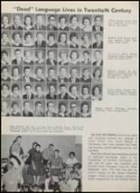 1962 Paris High School Yearbook Page 56 & 57