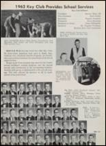 1962 Paris High School Yearbook Page 58 & 59