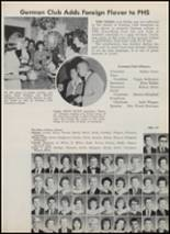 1962 Paris High School Yearbook Page 60 & 61