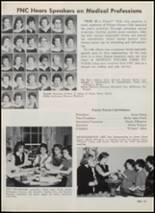 1962 Paris High School Yearbook Page 70 & 71