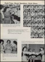 1962 Paris High School Yearbook Page 76 & 77