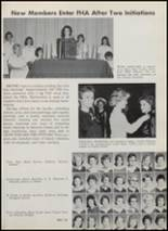 1962 Paris High School Yearbook Page 78 & 79
