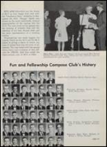 1962 Paris High School Yearbook Page 80 & 81