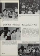 1962 Paris High School Yearbook Page 84 & 85