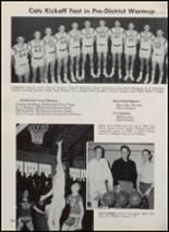 1962 Paris High School Yearbook Page 94 & 95