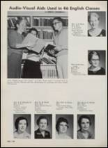 1962 Paris High School Yearbook Page 110 & 111