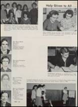 1962 Paris High School Yearbook Page 122 & 123