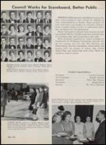 1962 Paris High School Yearbook Page 124 & 125