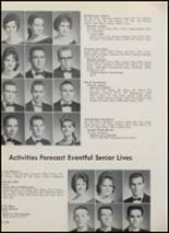 1962 Paris High School Yearbook Page 128 & 129
