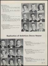 1962 Paris High School Yearbook Page 130 & 131