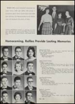 1962 Paris High School Yearbook Page 132 & 133