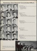 1962 Paris High School Yearbook Page 134 & 135