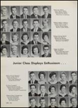 1962 Paris High School Yearbook Page 144 & 145