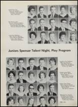 1962 Paris High School Yearbook Page 148 & 149