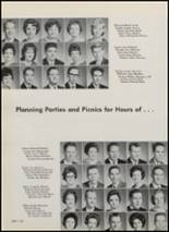 1962 Paris High School Yearbook Page 154 & 155