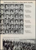 1962 Paris High School Yearbook Page 156 & 157