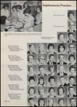 1962 Paris High School Yearbook Page 160 & 161