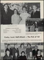 1962 Paris High School Yearbook Page 162 & 163