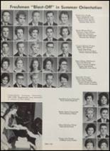 1962 Paris High School Yearbook Page 166 & 167
