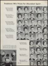 1962 Paris High School Yearbook Page 168 & 169