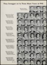 1962 Paris High School Yearbook Page 172 & 173