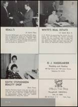 1962 Paris High School Yearbook Page 210 & 211