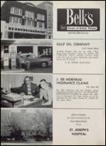 1962 Paris High School Yearbook Page 226 & 227