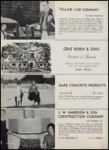 1962 Paris High School Yearbook Page 248 & 249