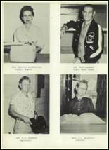1959 Clyde High School Yearbook Page 12 & 13