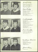 1959 Clyde High School Yearbook Page 18 & 19