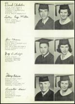 1959 Clyde High School Yearbook Page 22 & 23