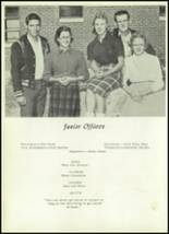 1959 Clyde High School Yearbook Page 26 & 27