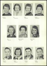 1959 Clyde High School Yearbook Page 28 & 29