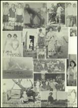 1959 Clyde High School Yearbook Page 30 & 31