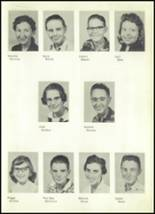 1959 Clyde High School Yearbook Page 38 & 39