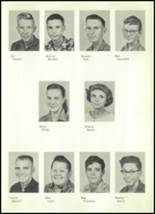 1959 Clyde High School Yearbook Page 40 & 41