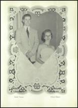 1959 Clyde High School Yearbook Page 50 & 51