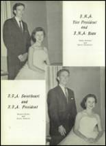 1959 Clyde High School Yearbook Page 52 & 53