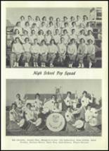 1959 Clyde High School Yearbook Page 58 & 59
