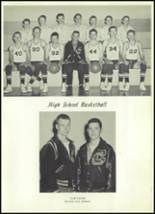 1959 Clyde High School Yearbook Page 60 & 61
