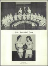 1959 Clyde High School Yearbook Page 62 & 63