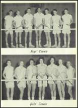 1959 Clyde High School Yearbook Page 64 & 65